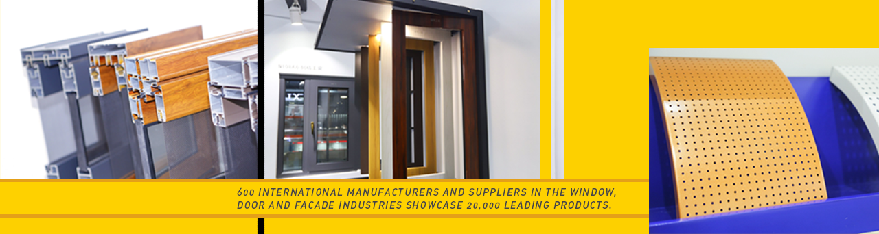 Windows Doors And Facades 2018 Exhibitor List The 24th