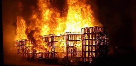 【Yabo直播平台展】高层建筑十年火灾3.1万起,防火产品合格率仅占5成