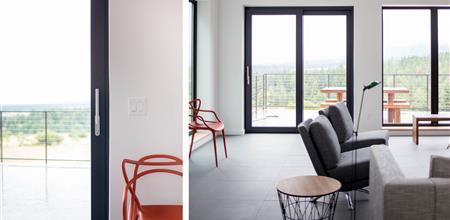 【铝门窗】欧洲最常用的几种铝门窗类型
