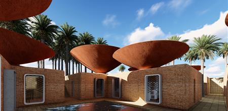 【屋面设计】异型屋面,带给你不一样的艺术美感